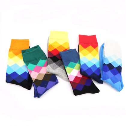 10 Pairs Comfortable Compression Socks 3D Funny Socks