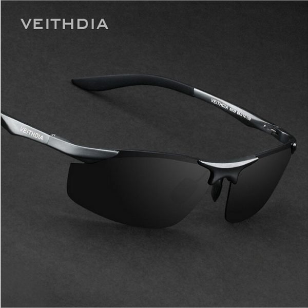 Aluminum Sunglasses Polarized Male Sun Glasses
