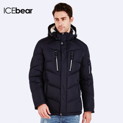 Casual Windproof Winter Warm Jackets