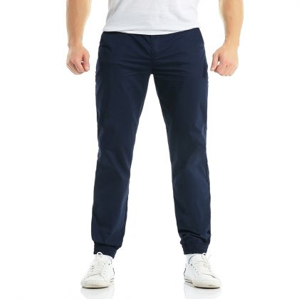 Classic Men's Tactical Casual Pants Slim Fit Jogger
