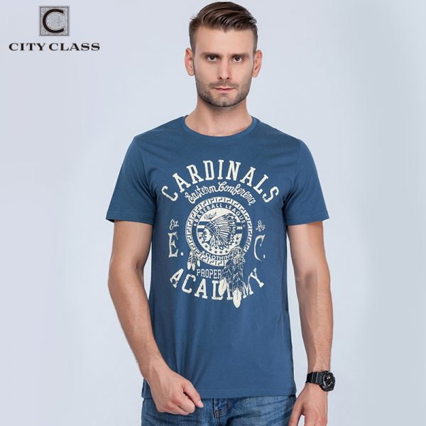 Cotton Tshirts Homme Camisetas T shirt
