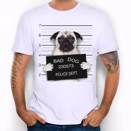 Fashion French Bulldog Design T Shirt