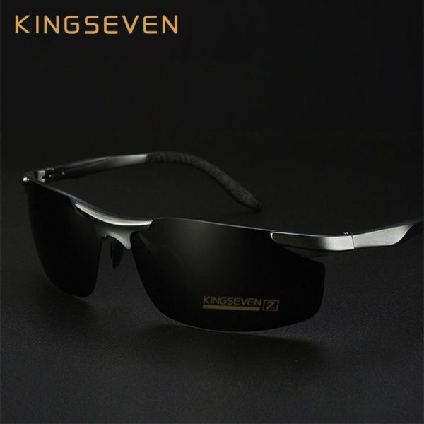 Fashion Polarized Sunglasses Men Designer Sun Glasses