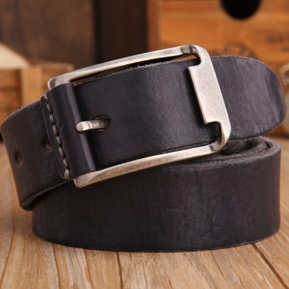 Hot Design Belt Full Grain Genuine Leather