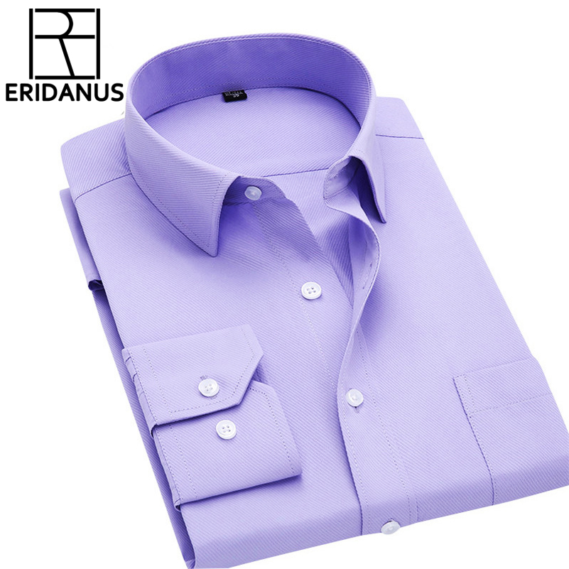 Long Sleeve Shirt Slim Fit Business Shirts