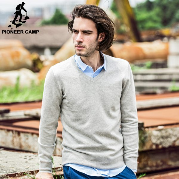 Men's Sweaters Pull Homme Pullover
