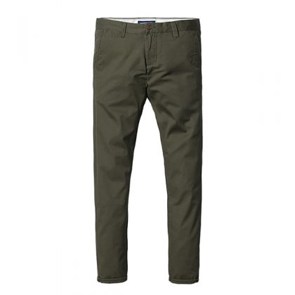 Men Casual Pants Pure Cotton Man Trousers