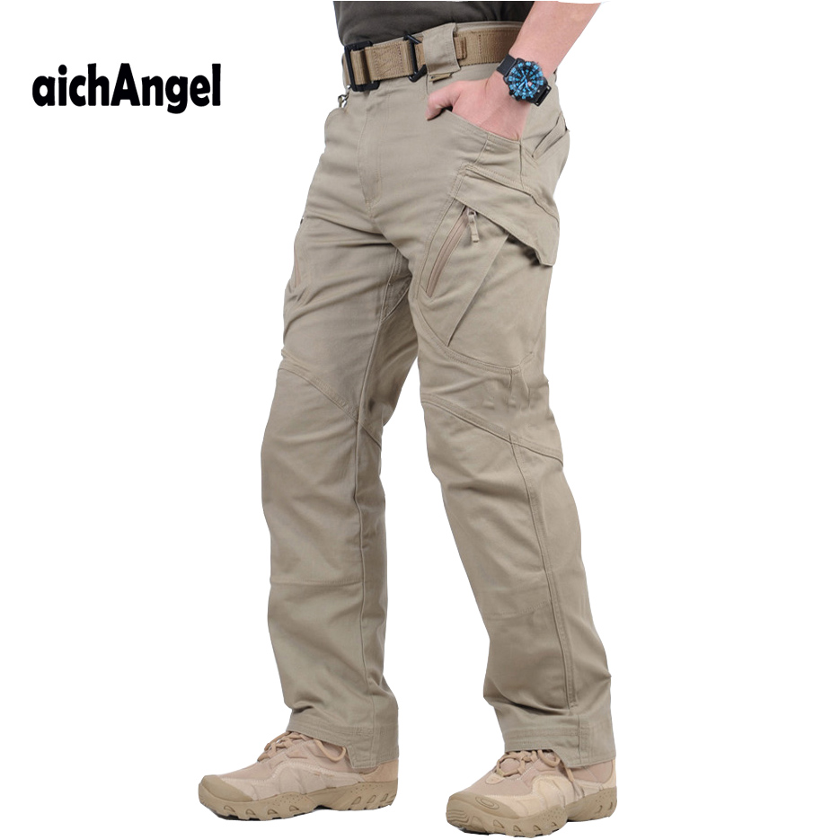 Military Tactical Cargo Pants Army Military Pants