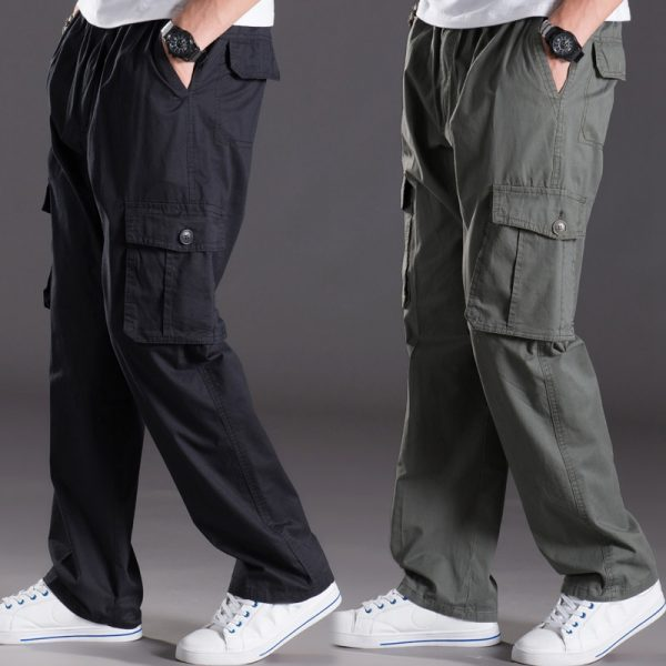 Summer Tactical Pants Waterproof Cargo Pants