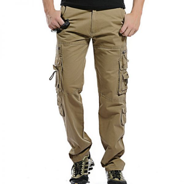Tactical Men's Cargo Pants Casual Military Pants