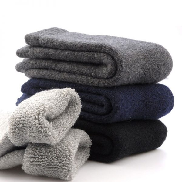 Thermal Wool Cashmere Casual Winter Warm Socks