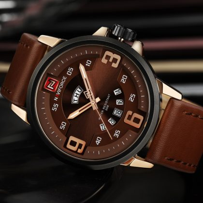 Analog Quartz Watch Casual Sports Watches