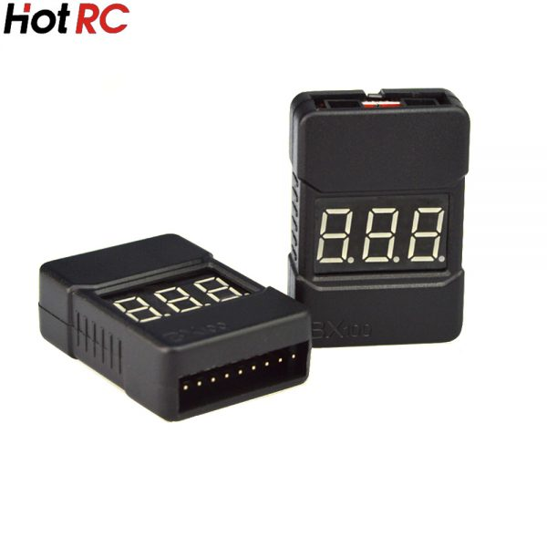Battery Voltage Tester Low Voltage Buzzer Alarm