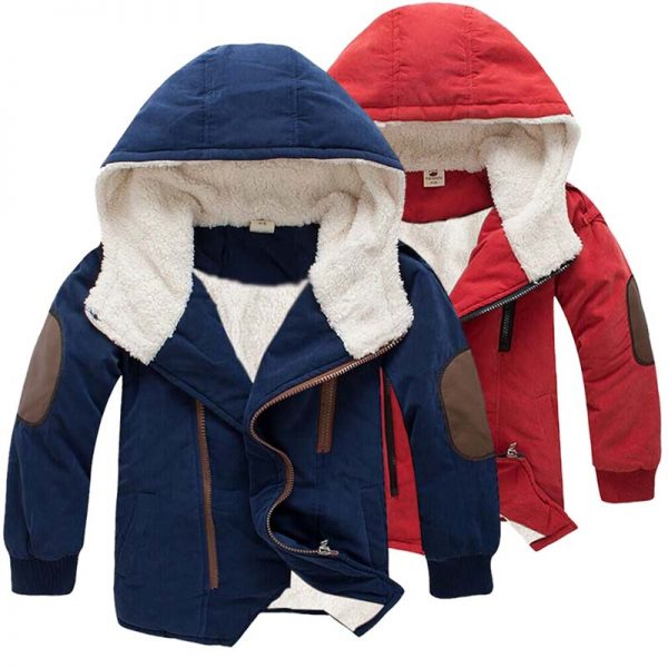Children Winter Fashion Jacket & Outwear