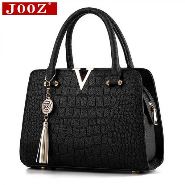 Crocodile Leather Women Bag Luxury Handbags
