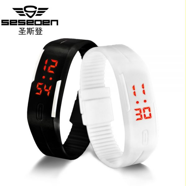 Digital Watch LED Watch Men Relogio Masculino