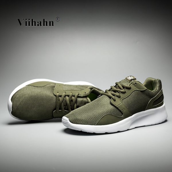 Men's Running Shoes Breathable Walking Shoes