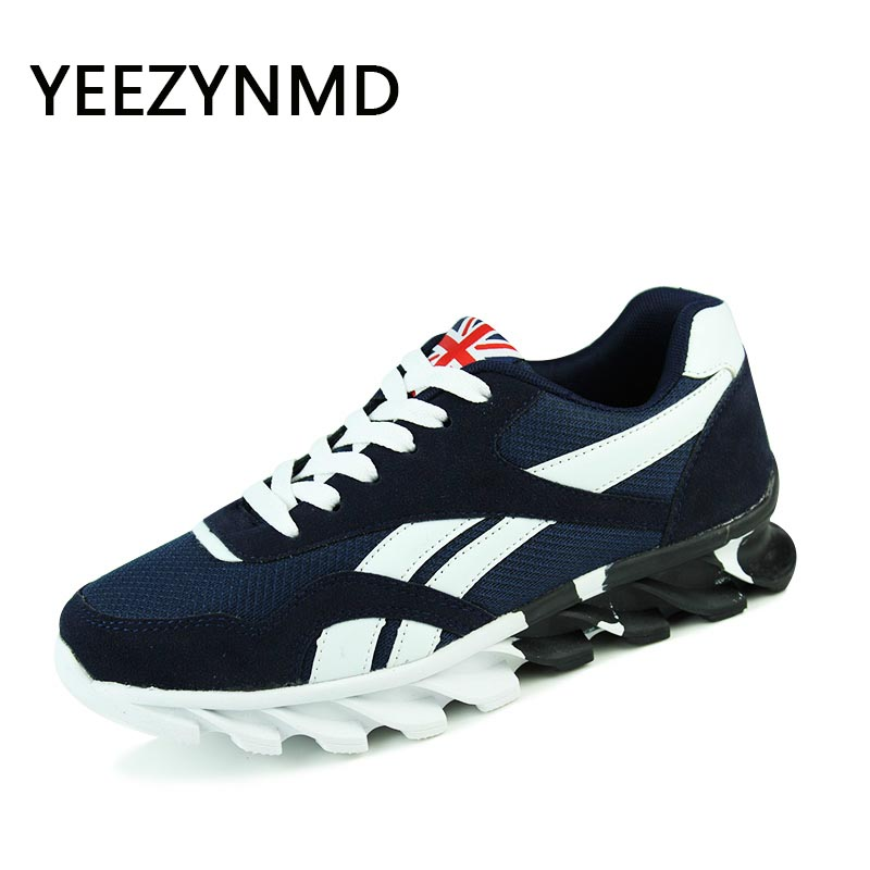 Men Casual Shoes Breathable Footwear