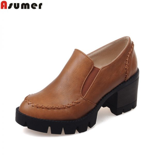 Women High Heels Platform Shoes
