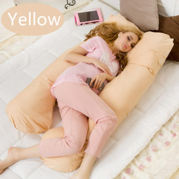 Sleeping Pregnancy Pillow Belly Contoured
