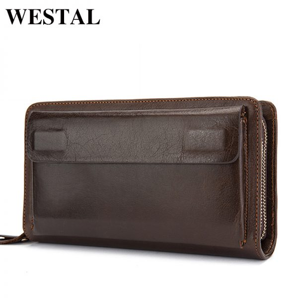 Money Clip Wallet Clutch Bag Men's Purses