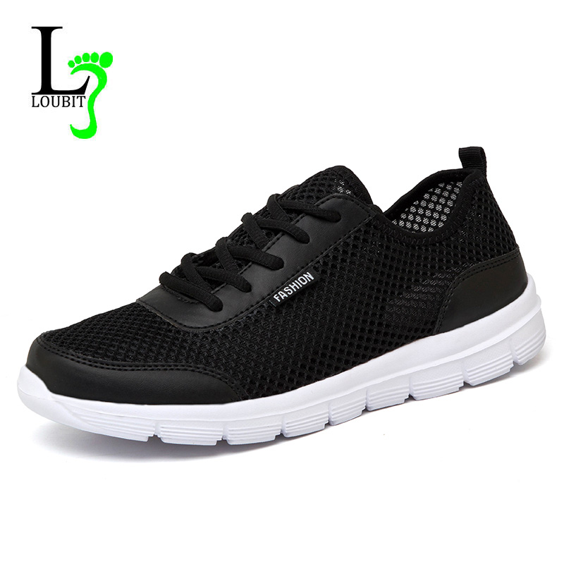 Men Shoes Summer Sneakers Breathable Casual Shoes
