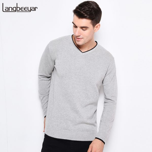 100% Cotton Sweaters Fashion Clothing Pullover