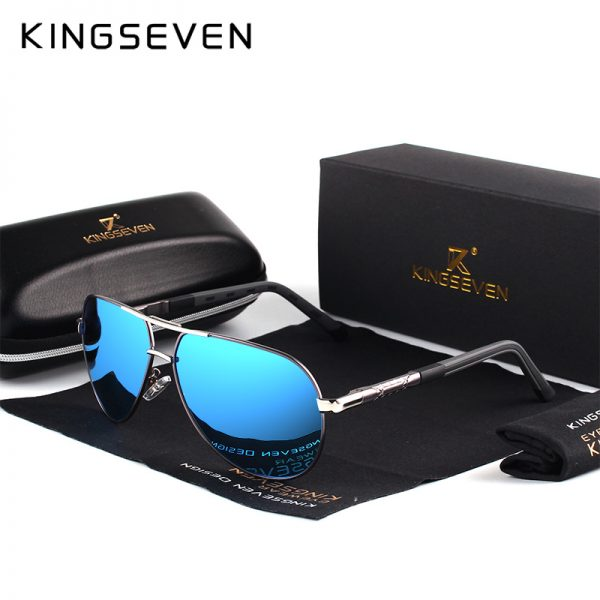 Aluminum Magnesium Men's Sunglasses Polarized