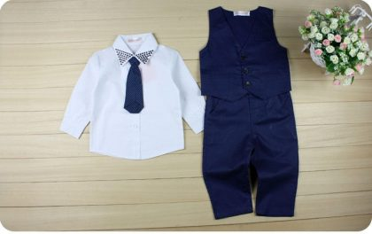 3pcs Autumn Children's Leisure Clothing sets