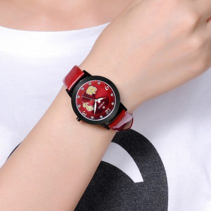 Casual Dress Watch Ladies Wrist Quartz Watch