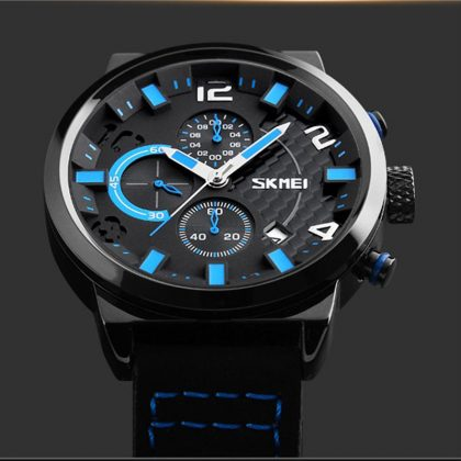 Casual Sport Watches Waterproof Quartz Watch