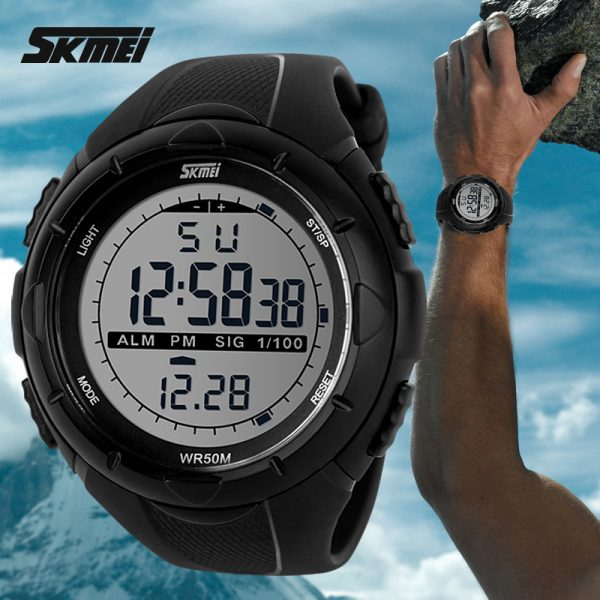 Digital Military Watch Swim Dress Sports Watches