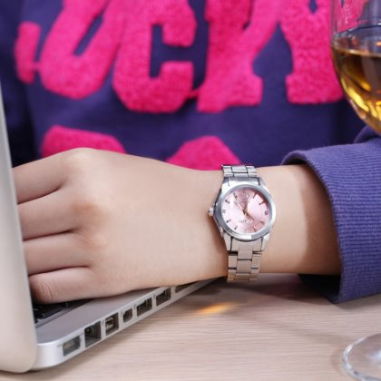Fashion Watch Women's Rhinestone Quartz