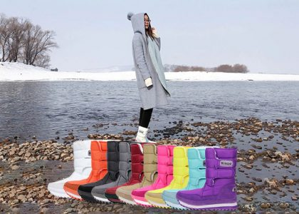 Female Snow Boots Winter Boots women