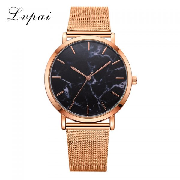 Marble Wrist Watch Casual Women Watches