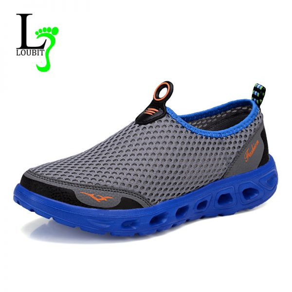 Men Mesh Shoes Summer Casual Shoes