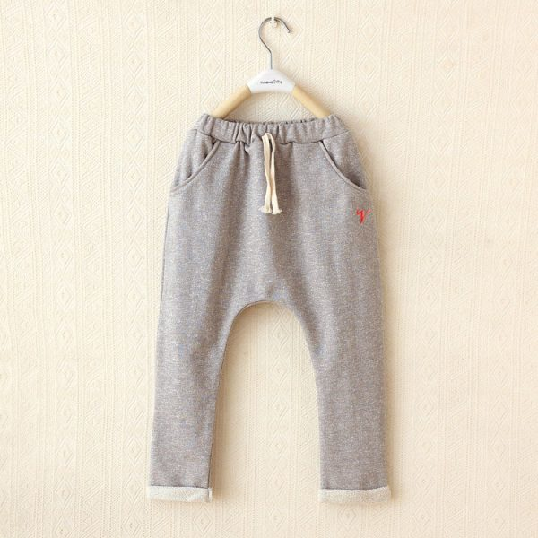 Baby Boys Girls Harem Pants Children Trousers