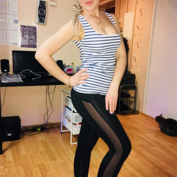 Athleisure Leggings Slim Black Legging
