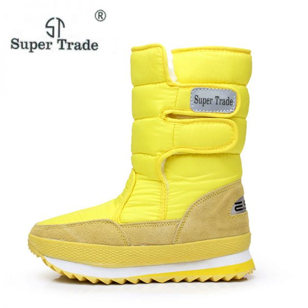 Women's Shoes Snow Boots Thermal Shoes