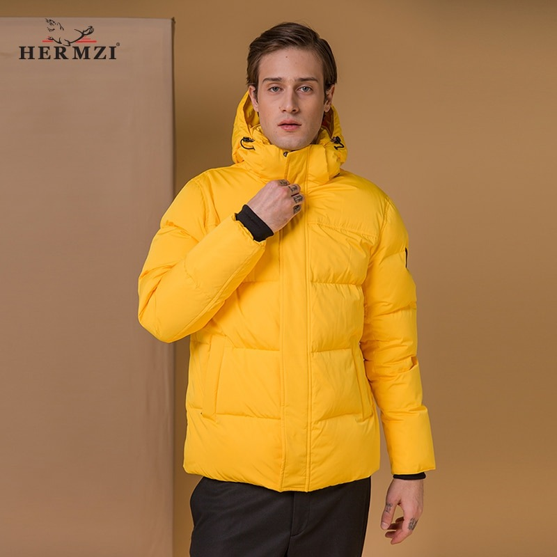 Yellow Jackets Are A Classic Look