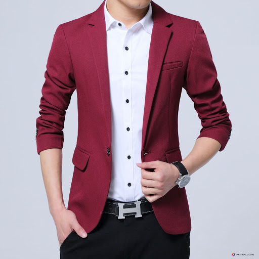 A Red Blazer For Men is Timeless Fashion