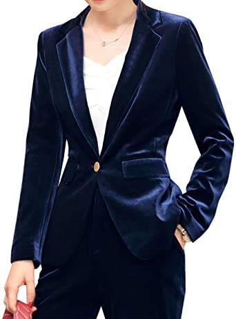 Womens Velvet Jackets Is Perfect For All Ages