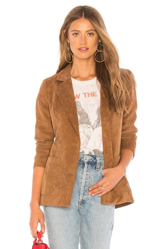 Advantages and Uses of a Corduroy Blazer