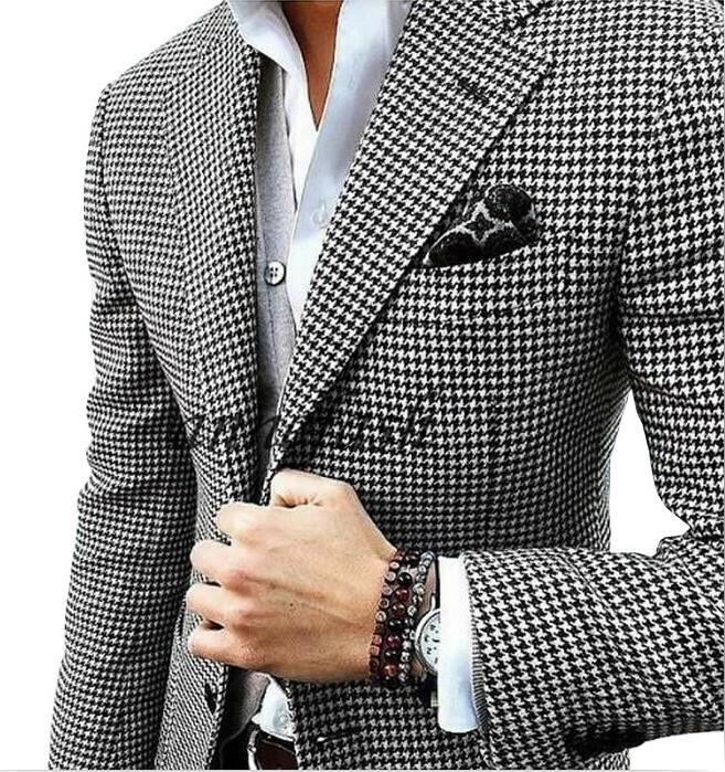 Things To Consider When Buying A Houndstooth Blazer