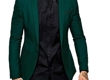 Wear A Green Blazer For Men And The Look Will Be Absolutely Awesome!