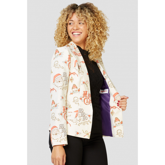 Why A Christmas Blazer Is A Must Have For Every Woman