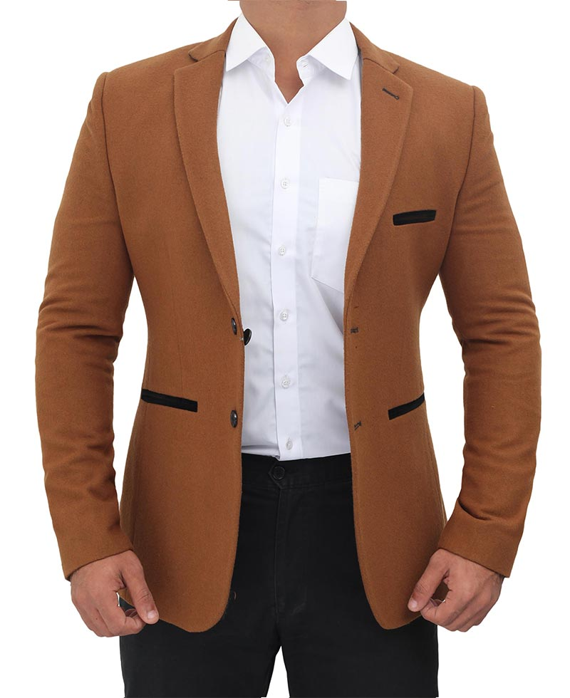 A Few Facts About Mens Wool Blazer