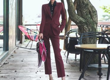 Which Burgundy Blazer is Right For You?