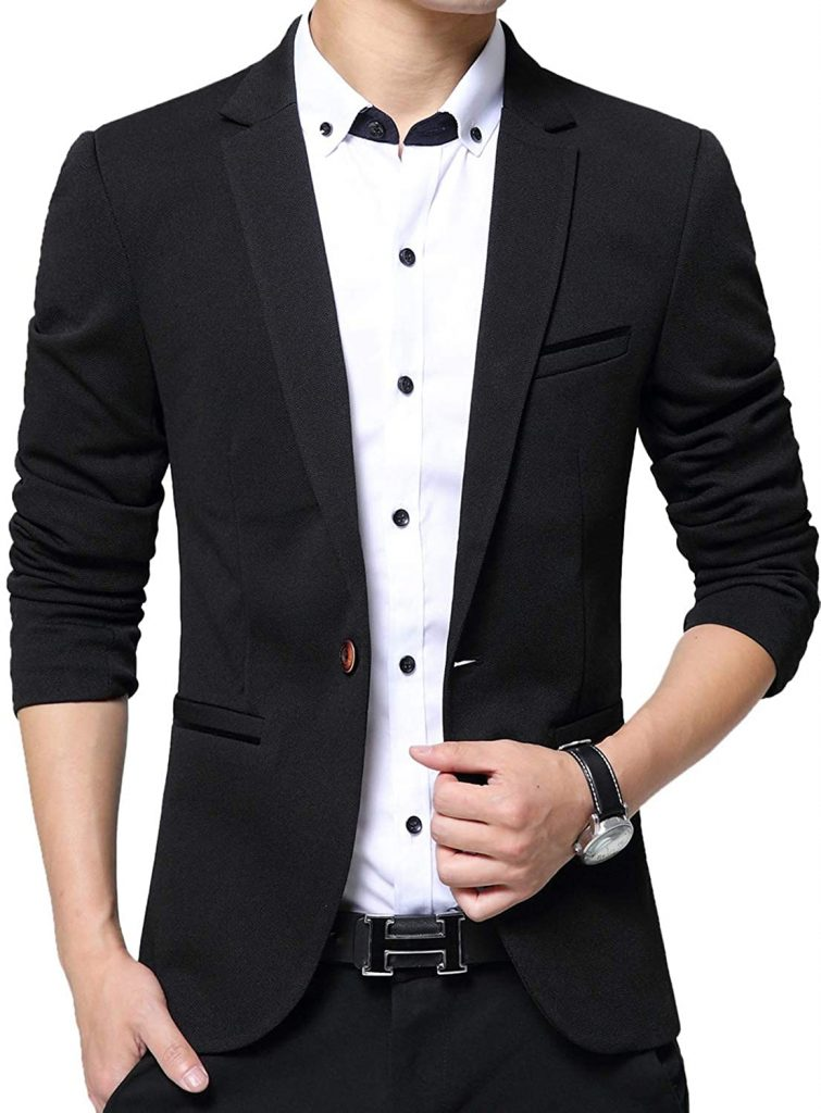 How To Choose The Perfect Mens Blazer