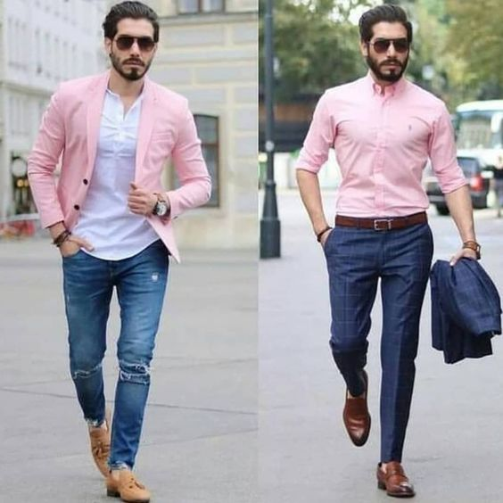Men With Jeans - Tips on Wearing Blazer For Men With Jeans